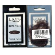 Lion Hair Bun Nets - Ballet Gymnastics Horseriding