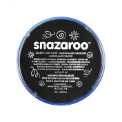 Snazaroo Face and Body Paint, 18ml, Individual Colour, Classic, Black
