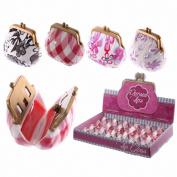 Fun Lip Gloss in Mini Purse Holder