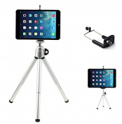 Extendable Camera Shooting Tripod Mount Holder for ipad mini 1/2 retina