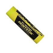 All-Weather Paintstik Livestock Marker, 2.5cm Diameter x 10cm Length, Fluorescent Yellow