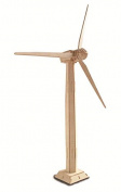 Wind Turbine - QUAY Woodcraft Construction Kit FSC