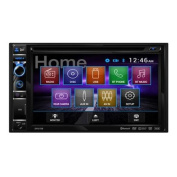 Dual DV615B Dvd/cd/mp3/wma.jpg Double Din 16cm Display 3pr 4v Preamp Out Bluetooth
