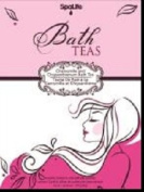 SpaLife Bath Teas - Chamomile and Chrysanthemum