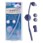 My Shiney Hiney Softer Medium Bristle Personal Cleansing Kit - Lavender
