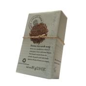 BROWN RICE SCRUB AROMA SOAP 85 G.