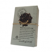 BLACK RICE SCRUB AROMA SOAP 85 G.