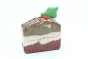 Holly Berry Holiday Artisan Soap