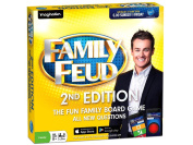 Family Feud 2nd Edition Christmas Edition AUS version Channel 10 Board Game Family Game