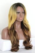 PlatinumHair Heat Resistant Fibre Synthetic Lace Front Wig