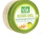 Via Natural Edge Gel Nourishing Argan & Olive Oils
