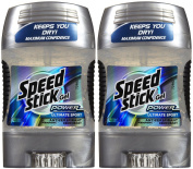 Speed Stick Antiperspirant & Deodorant Gel, Ultimate Sport - 90ml - 2 pk