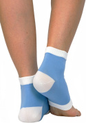 NatraCure Intensive Moisturising Gel Heel Sleeves