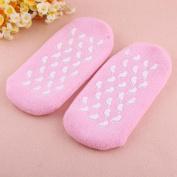 Confort Moisturise Soften Repair Cracked Skin Moisturising Treatment Gel Spa Socks