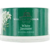 WOODS OF WINDSOR WHITE JASMINE by Woods of Windsor DUSTING POWDER 100ml WOODS OF WINDSOR WHITE JAS