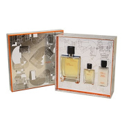 Hermes Terre d' Hermes Eau de Toilette Spray Gift Set for Men, 100ml