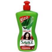 Savile Crema Para Peinar Pulpa De Savila Y Chile (Rizo) 300ml