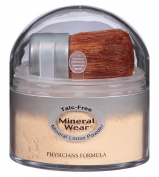 Physicians Formula Mineral Wear Talc-Free Loose Powder, Translucent Light, 15ml