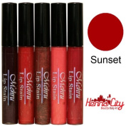 Mehru Lip Stain, Natural, All-day, Long Lasting Lip Tint - Sunset