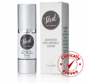 Clinically Proven Anti Ageing Wrinkle Reducer Formula with Hyaluronic Acid, Matrixyl 3000, Goji & Other Natural Botanical Extracts for Firming, Tightening, Smoothing & Hydrating Skin From Ideal H & B