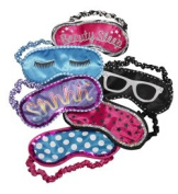Three Cheers for Girls Sleep Mask Assorted Designs