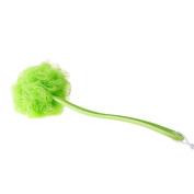 Winomo Shower Scrubber Bath Sponge Body Back Brush with Long Handle