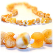 The Art of Cure Baltic Amber Adult Necklace 43cm - FTIR Lab Tested Authentic Amber