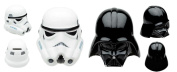Star Wars Sculpted Coin Bank Bundle Set - Darth Vader and Stromtrooper
