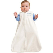 Halo Saft Dream Wearable Blanket with swaddle wrap, Newborn, Cream, Micro-Fleece