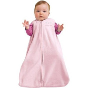 Halo Saft Dream Wearable Blanket with swaddle wrap, Newborn, Pink, Micro-Fleece