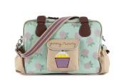 Pink Lining Yummy Mummy Nappy Bag, Hydrangea
