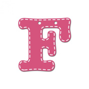 CoCaLo Mix & Match Pink Hanging Letter, F