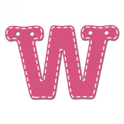 CoCaLo Mix & Match Pink Hanging Letter, W