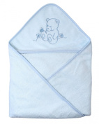 Bamboo Hooded Bath Towel for Baby and Toddler Large & Super Soft Anti-bacterial and Odour Resistant