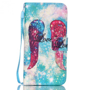 S6 Edge Case, Galaxy S6 Edge Case,SAVYOU Wallet Kickstand Flip Case with Card Slots and Note Holder for Samsung Galaxy S6 Edge