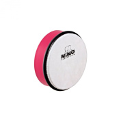 Nino Percussion NINO4SP 15cm ABS Hand Drum - Strawberry Pink