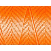 C-Lon Bead Cord, Neon Orange - 92 Yard Spool