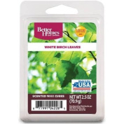 Better Homes and Gardens Wax Cubes, White Birch Leaves