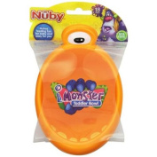 Nuby Feeding Bowl - 3-D Monster