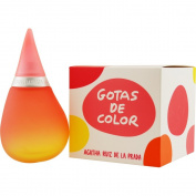 Agatha Ruiz De La Prada Gotas De Colour Eau de Toilette Spray, 100ml