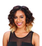 ATTRAK 5PCS (1B Off Black) - Milkyway Que Human Hair MasterMix Weave Extension