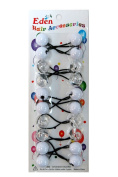 [EDEN] Lovely and Cute Ball Hair Accessories - 20mm