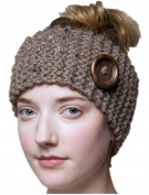 Qandsweet Women's Elastic Head Wrap Headband Boutique