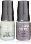 Luminess Air Eyeshadow Duos, Seashell, 0.50 Fluid Ounce