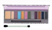 Mally Beauty Shadow Palette 1 Base & 11 Eye Shadow Shades