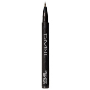 Divine Skin & Cosmetics - ALL DAY Smudge Proof Wear with a Natural Finish - Brow Definer -Brunette