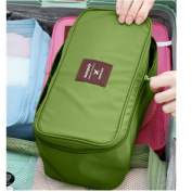 Wowlife Fashion Portable Multi-Functional Travel Organiser Cosmetic Make-up Bag Luggage Storage Case Bra Underwear Pouch