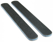 Standard Black 80/80 (Blu Ctr) Washable Nail File 50 Pack