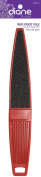 Diane Double-Sided Red Foot File with Textured Handle #934 - 2 pieces, Callus remover, Helps keeps your foot clean, Foot scrub, Repair skin, Damaged skin, Dry and rough feet, For men and women
