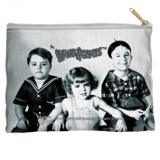 Little Rascals The Gang Accessory Pouch White 12.5X8.5